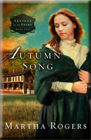 book cover: autumn song