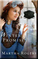 book cover: winter promise