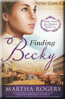 cover: finding becky